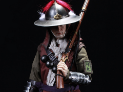 1/6 Scale Wanli Korean War Figure - Shenjiying Musketeer