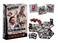 Battle Yahtzee: AMC Walking Dead