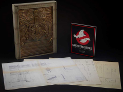 Ghostbusters Ultimate Visual History Gozer Temple Collector's Edition