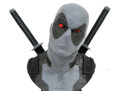 Marvel Legends in 3D X-Force Deadpool 1/2 Scale Limited Edition SDCC 2019 Exclusive Bust
