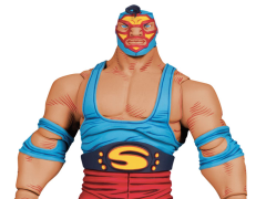 DC ¡Lucha Explosiva! Superman Figure