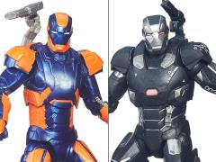 Marvel Legends Two-Pack Marvel's War Machine & Iron Man Mark 27 Exclusive