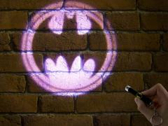 DC Comics Bat-Signal Projection Pocket Light