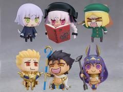 Fate/Grand Order Learning with Manga! Episode 3 Box of 6 Figures