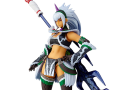 Monster Hunter Vulcanlog 021 MonHun Revo Hunter Female Swordsman (Kirin U Series)