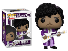Pop! Rocks: Prince - Purple Rain