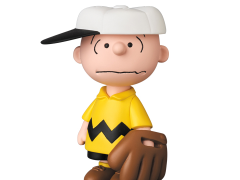 Peanuts Ultra Detail Figure No.360 Baseball Charlie Brown