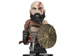 God of War Kratos Solar Body Knocker