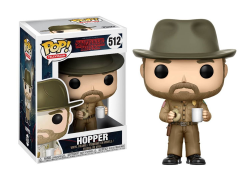 Pop! TV: Stranger Things - Jim Hopper