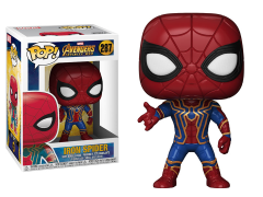 Pop! Marvel: Avengers: Infinity War - Iron Spider