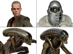 Alien Series 08 Set of 4 Figures