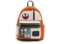 Star Wars Rebel Cosplay Mini Faux Leather Backpack