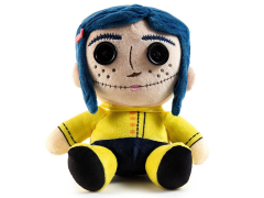 Coraline Phunny Coraline (Button Eyes) Plush