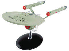 Star Trek Starships Collection Special Edition - #9 Mega USS Enterprise NCC-1701