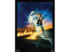 Back To the Future Then One Day... Part I Lithograph