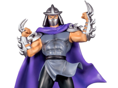 TMNT Shredder Statue