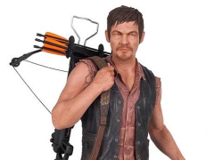 The Walking Dead Daryl Dixon Collectible Mini Bust