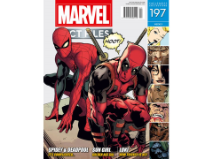 Marvel Fact Files #197