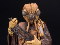 Star Wars Bounty Hunter ArtFX+ Zuckuss Statue
