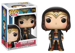 Pop! Heroes: Wonder Woman - Wonder Woman (In Cloak)