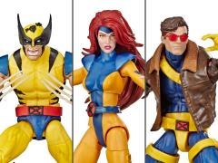 Marvel Comics 80th Anniversary Marvel Legends X-Men Three-Pack