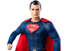 Batman v Superman Barbie Doll - Superman