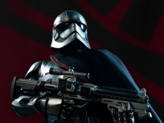 Star Wars Premium Format Captain Phasma (The Force Awakens)