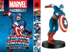 Marvel Fact Files Classic Special Edition #2 Captain America