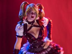 Batman: Arkham Knight Harley Quinn 1/10 Art Scale Statue