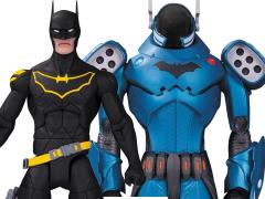 DC Designer Series Batman Figures Two Pack (Greg Capullo)