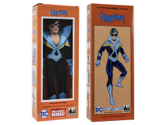 "DC World's Greatest Heroes Nightwing Mego Style Boxed 8"" Figure"