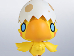 World of Final Fantasy Static Arts Mini Figure - Chocochick