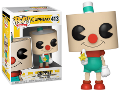 Pop! Games: Cuphead - Cuppet