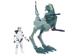 "Star Wars 3.75"" Class I Vehicle Assault Walker (The Force Awakens)"