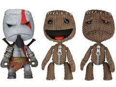 LittleBigPlanet Series 1 Set of 3 Figures