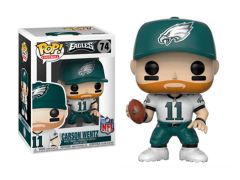 Pop! Football: Eagles - Carson Wentz (Away)