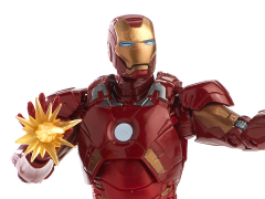 Marvel Studios: The First Ten Years Marvel Legends Iron Man Mark VII