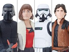 Solo: A Star Wars Story Hero Series Wave 1 Set of 4