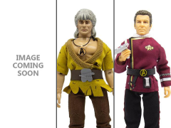 "Star Trek II: The Wrath of Khan Set of 3 Mego 8"" Figures"