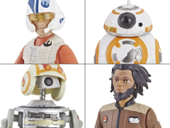Star Wars Resistance Wave 1 Set of 2 Two-Packs