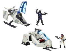 G.I. Joe 50th Anniversary Battle Below Zero Vehicle Pack BBTS Exclusive
