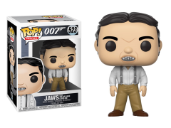 Pop! Movies: 007 James Bond  - Jaws (The Spy Who Loved Me)