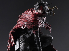 Final Fantasy VII Static Arts Gallery Statue - Vincent Valentine