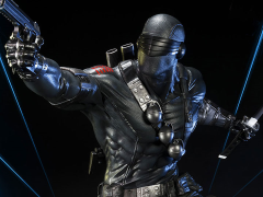 G.I. Joe Premium Masterline Snake Eyes Statue