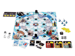 One Piece Water 7 Battle Board Game