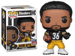 Pop! NFL Legends: Steelers - Jerome Bettis (Home)
