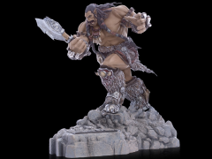 Warcraft Movie Collection Phone Dock Statue - Durotan