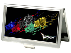 Voltron The Legendary Defender Lion (Profiles) Business Card Holder