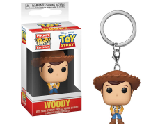 Pocket Pop! Keychain: Toy Story - Woody