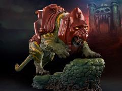 Masters of the Universe Battle Cat 1/4 Scale Statue